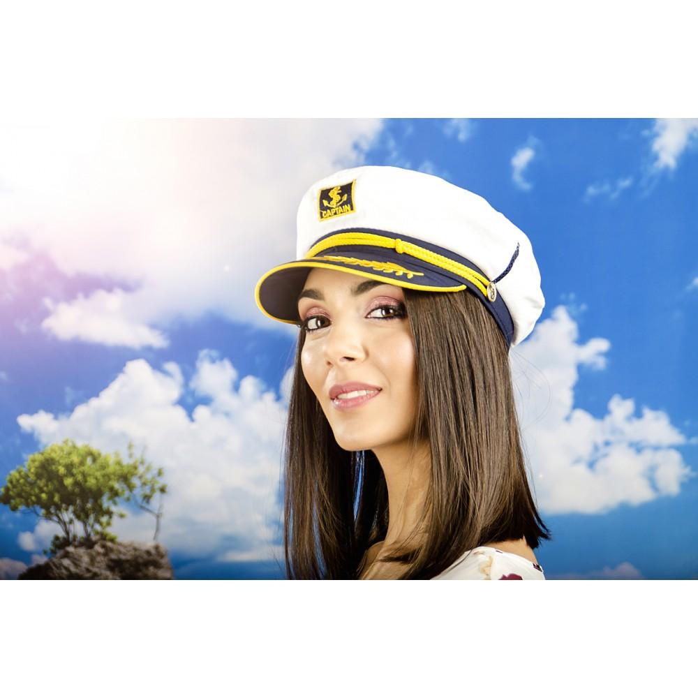 Дамска Моряшка Шапка