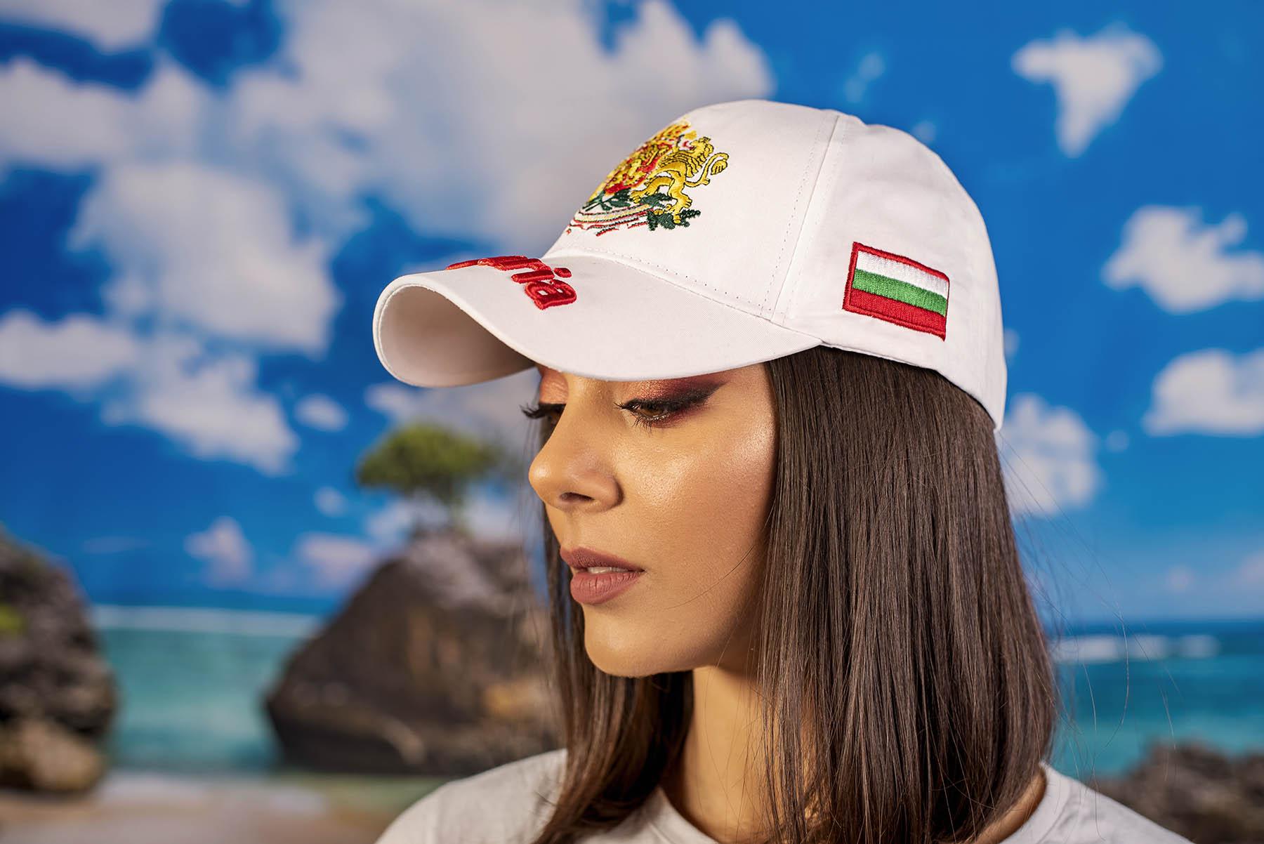 Шапка с Козирка България в Бяло