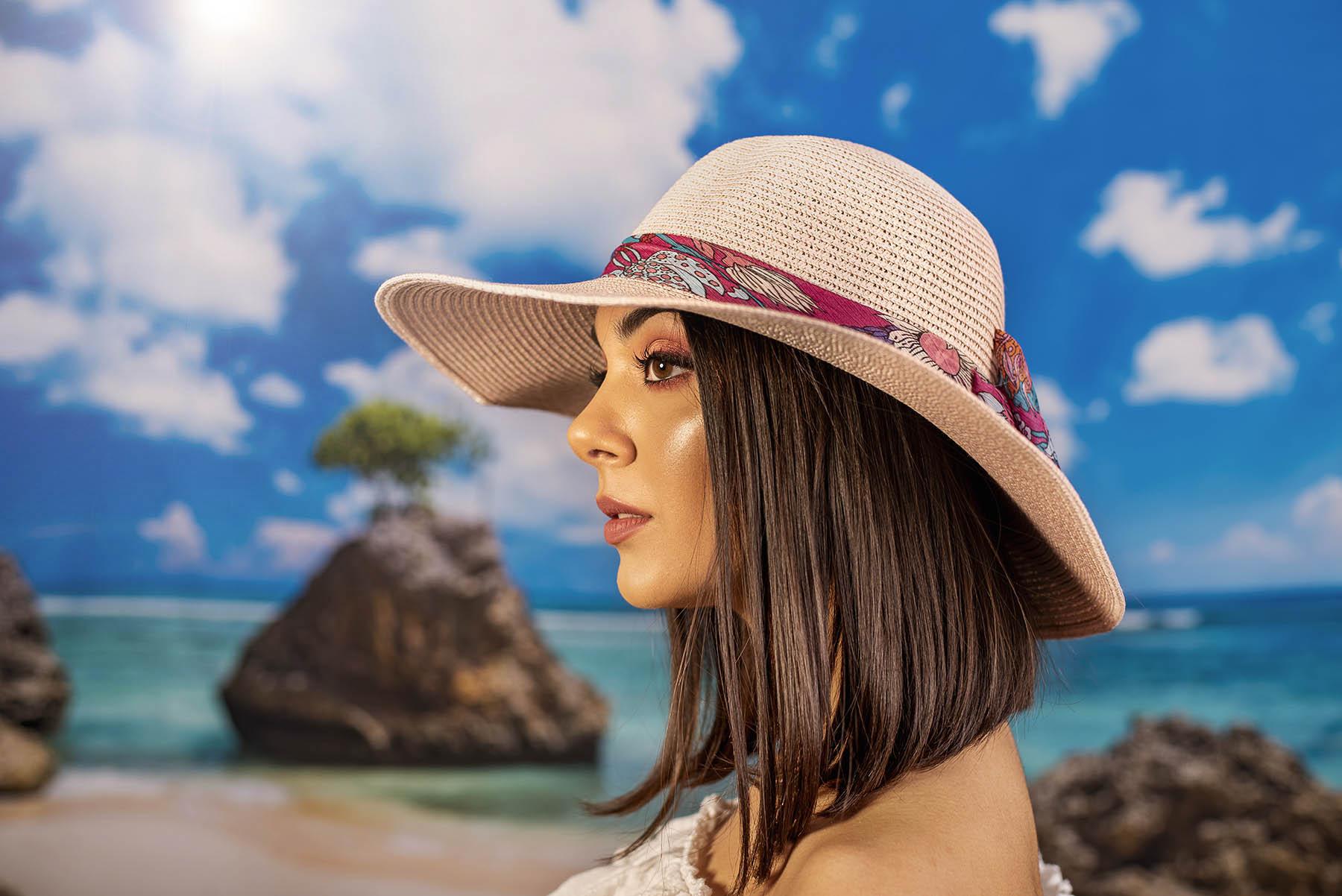 Капела в цвят Праскова с Шарена Пандела