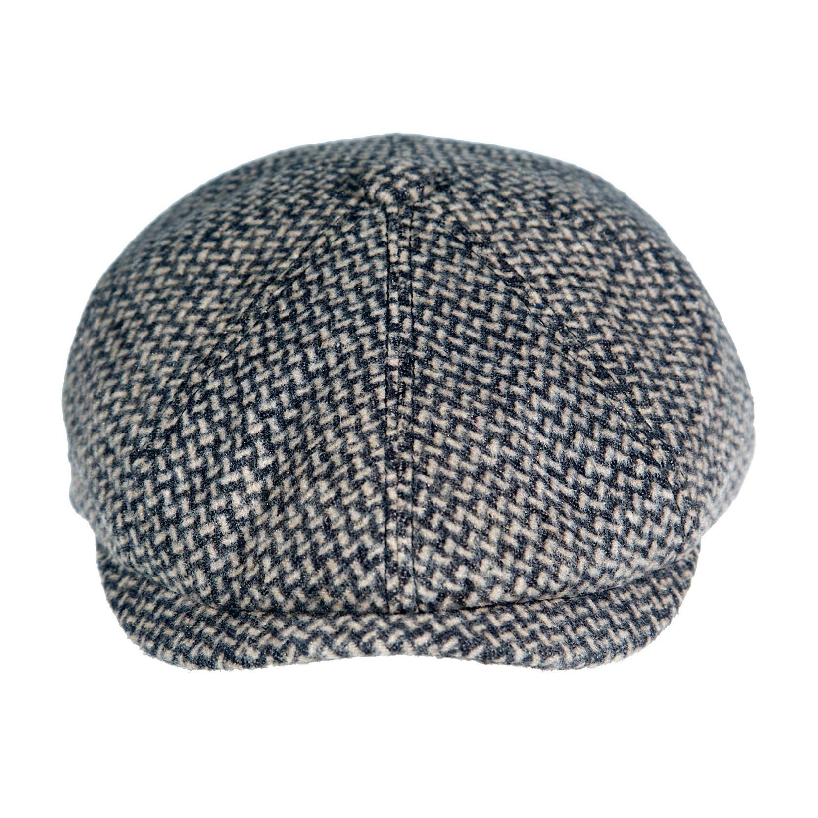 Мъжки зимен каскет