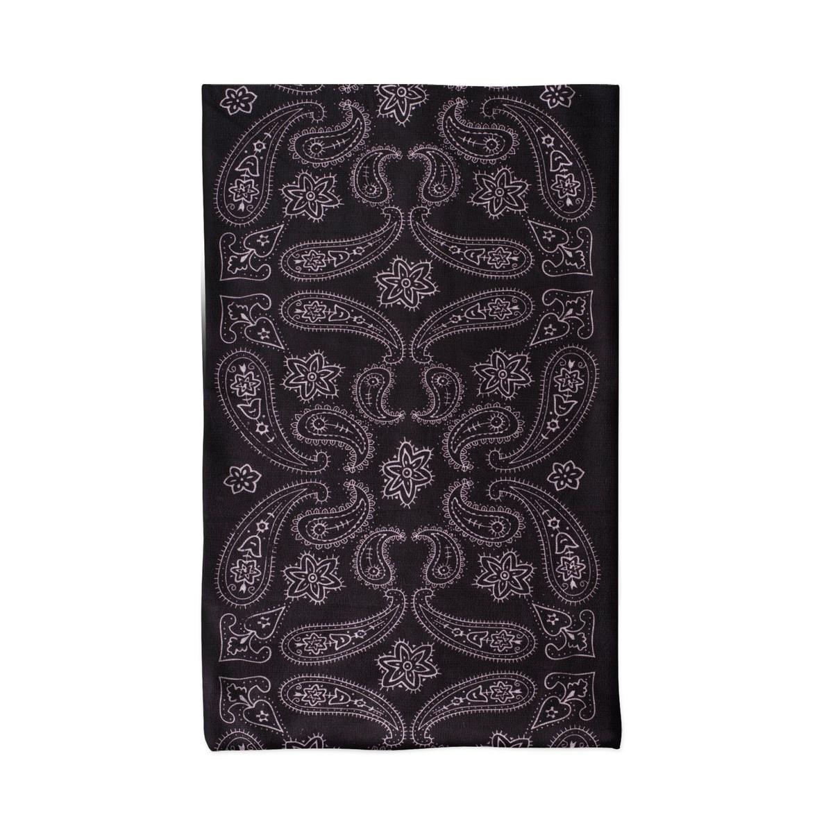 Многофункционална кърпа за глава Кафява