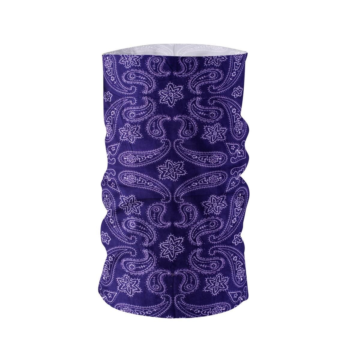 Многофункционална кърпа за глава Лилава