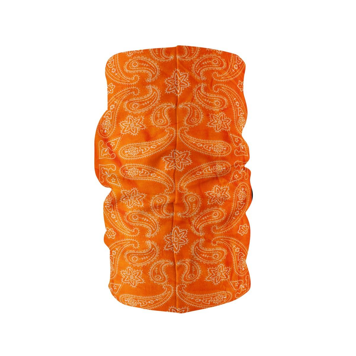 Многофункционална кърпа за глава Оранжева