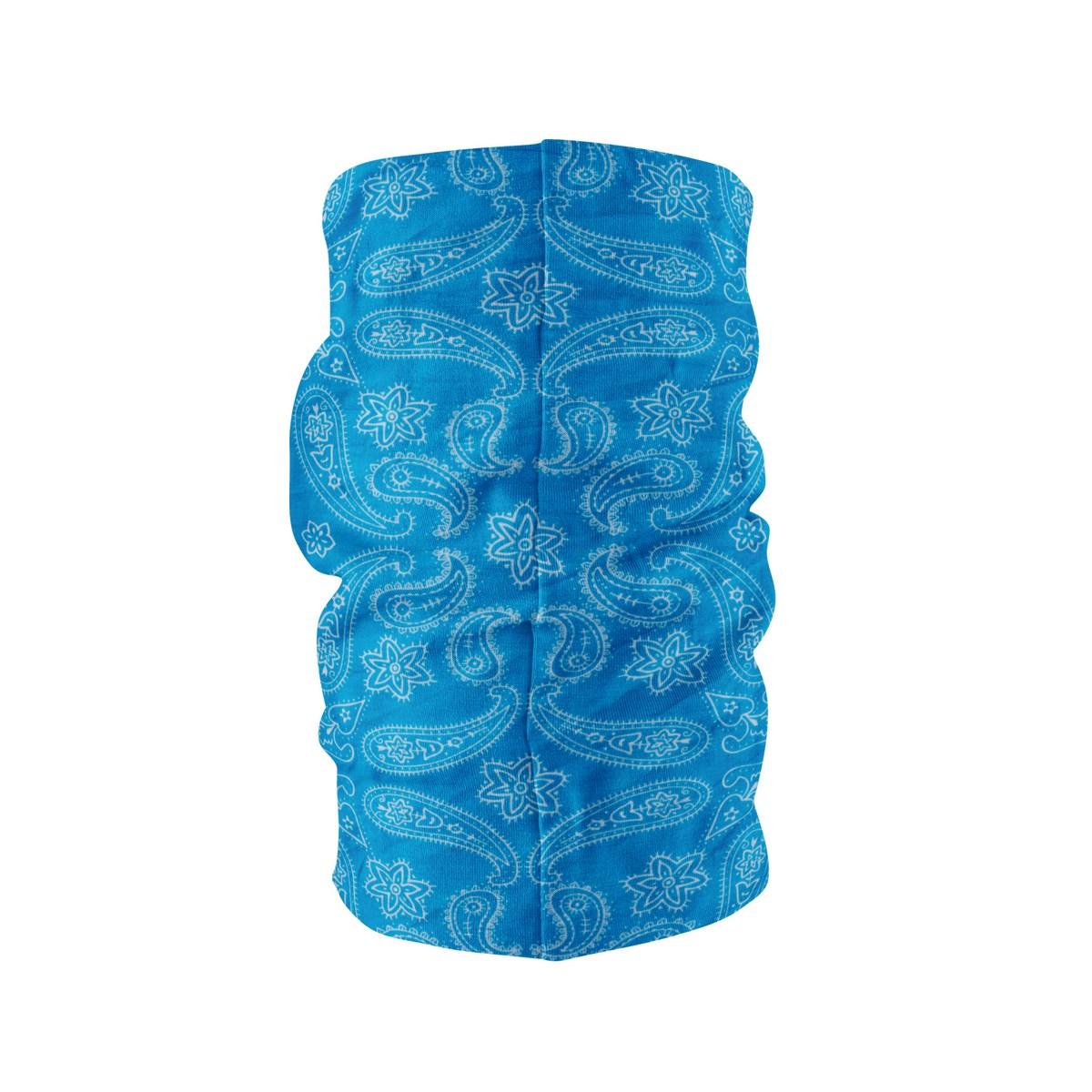 Многофункционална кърпа за глава Светло синя