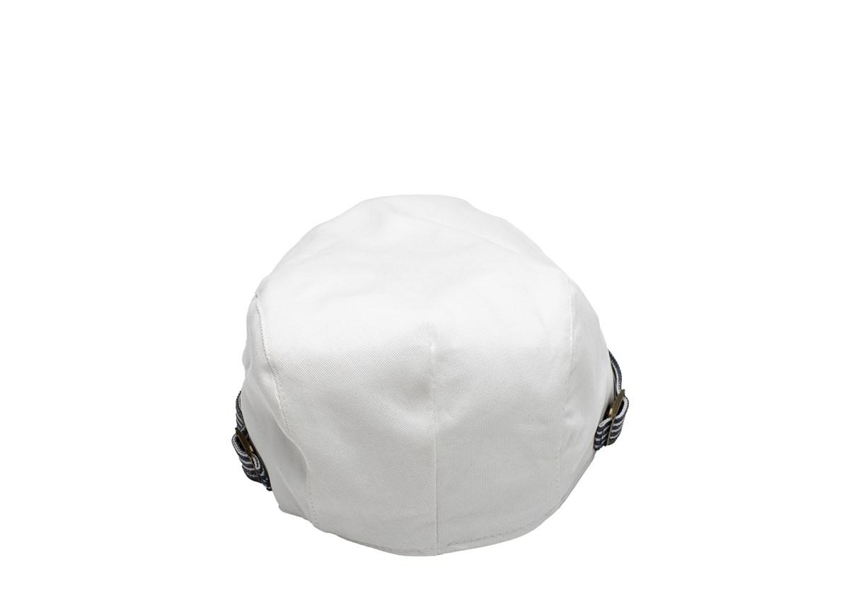 Мъжки Бял Каскет