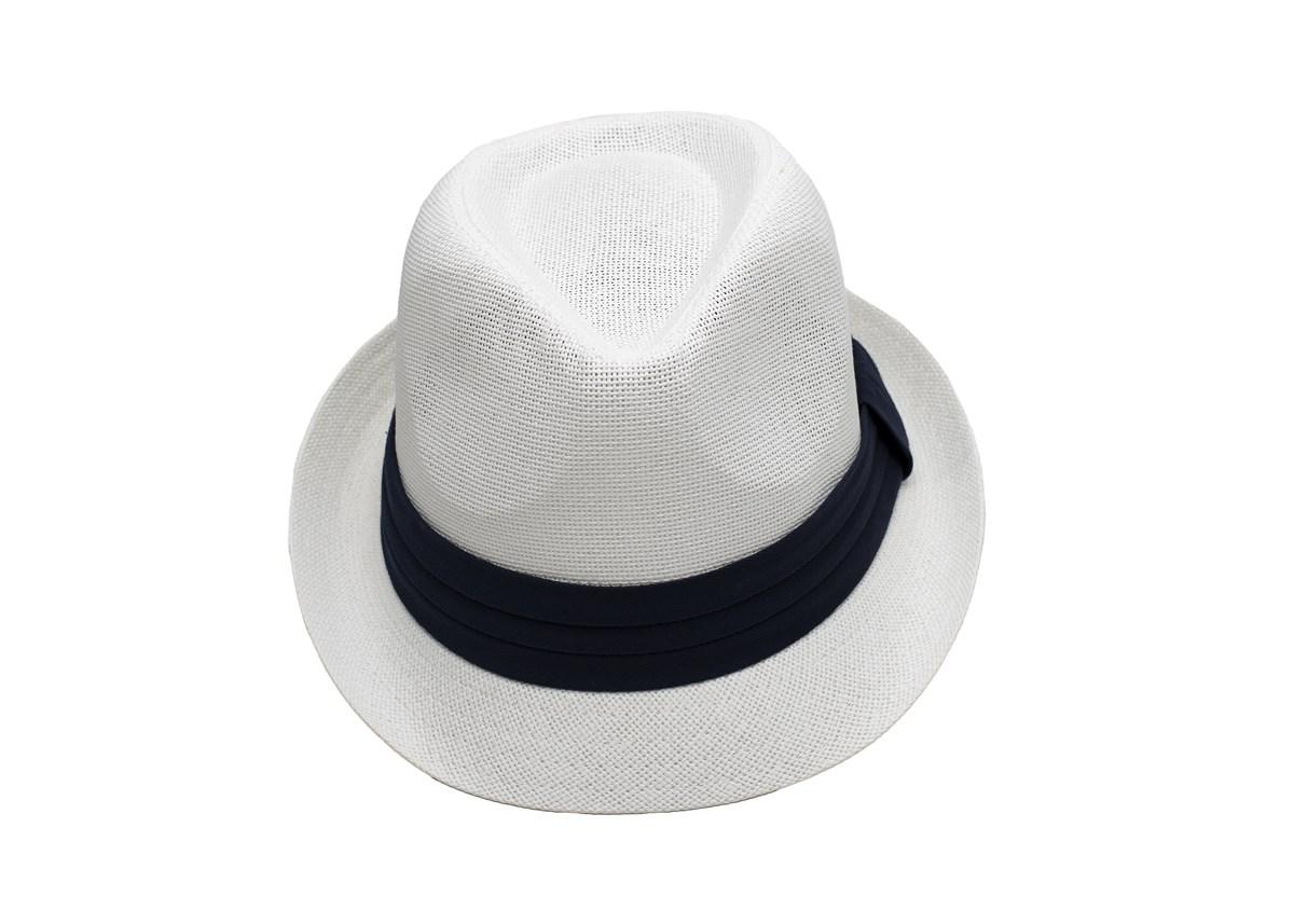 Лятно Бомбе в Бяло със Синя лента