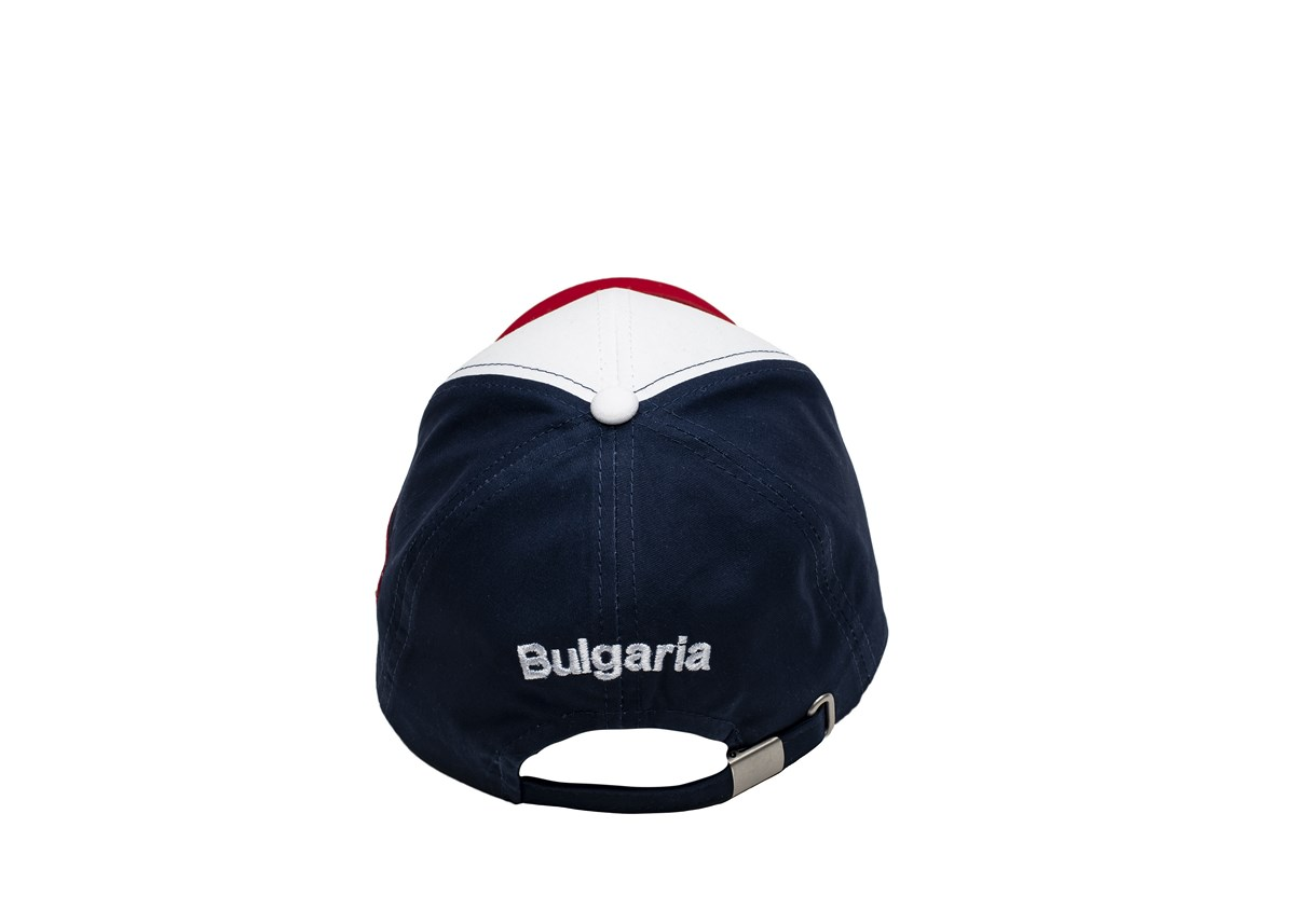 Детска Шапка България Синя