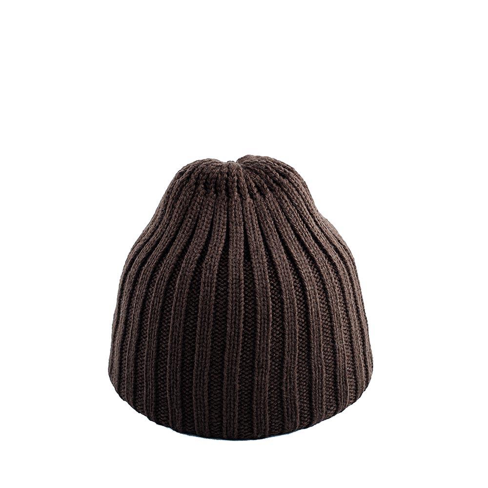 Дамска Зимна Кафява шапка