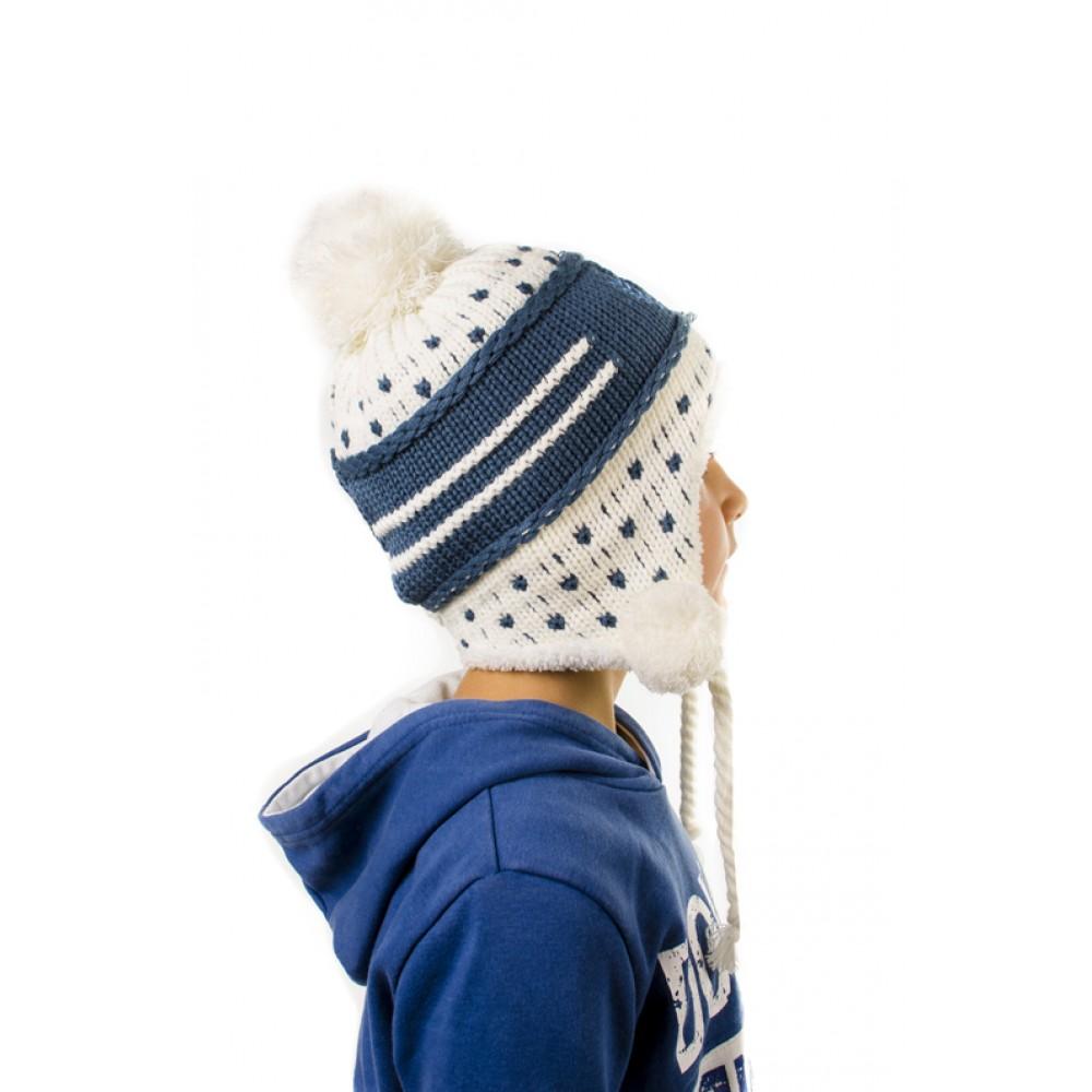 Детска Зимна Шапка Тип Ушанка