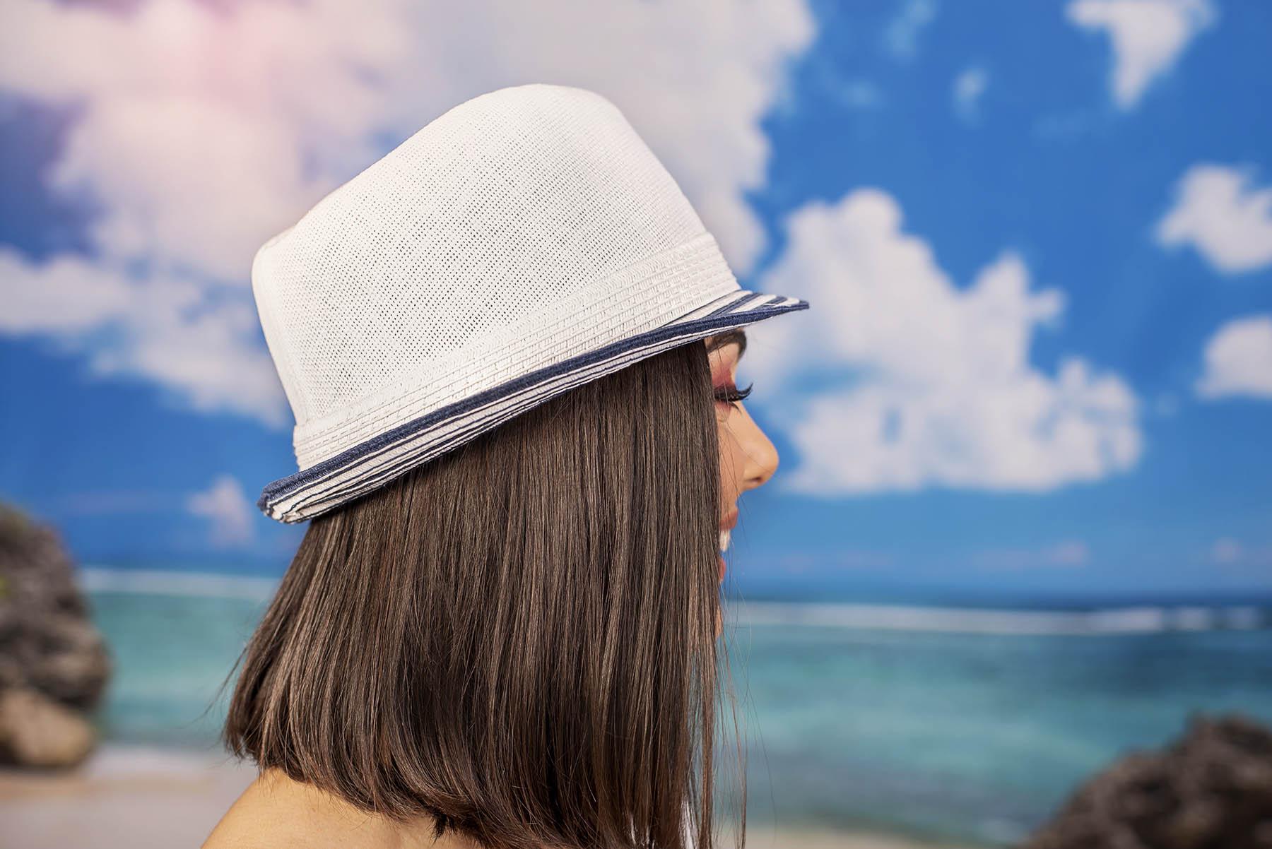 Дамско Лятно Бомбе в Бяло с Периферия на Райе