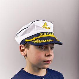 Детска Моряшка Шапка За Момчета