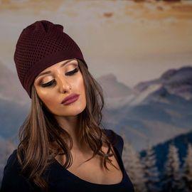 Бордо Дамска шапка
