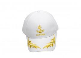 Бяла Капитанска шапка