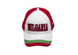 Шапка България Червена