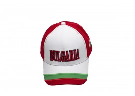 Детска Шапка България Червена