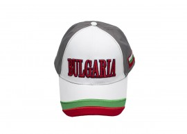 Шапка България Сива
