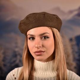 Дамска Зимна Барета Войнишко зелено